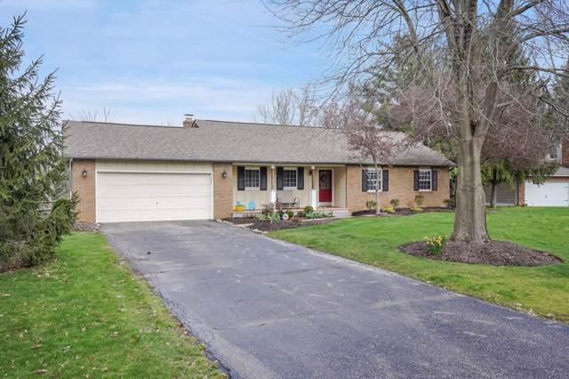 11560 Windridge Drive, Pickerington, OH 43147 (MLS #219034868) :: Berkshire Hathaway HomeServices Crager Tobin Real Estate