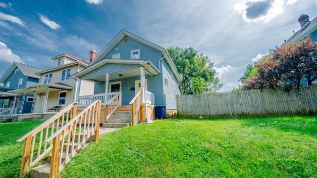 619 Siebert Street, Columbus, OH 43206 (MLS #219034879) :: Signature Real Estate