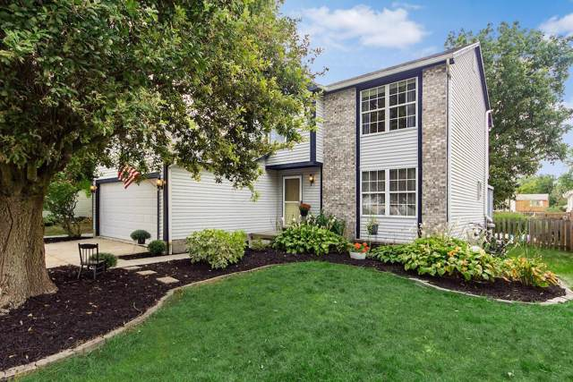 5695 Converse Court, Hilliard, OH 43026 (MLS #219035101) :: RE/MAX ONE