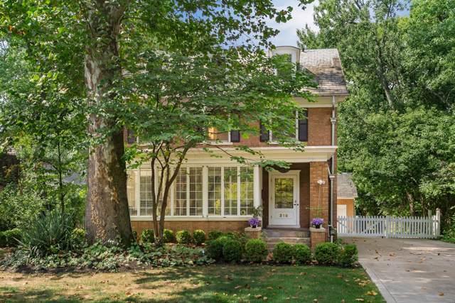 319 S Columbia Avenue, Bexley, OH 43209 (MLS #219035104) :: Signature Real Estate
