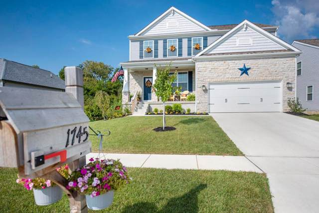 1745 Declaration Drive, Lancaster, OH 43130 (MLS #219035174) :: RE/MAX ONE