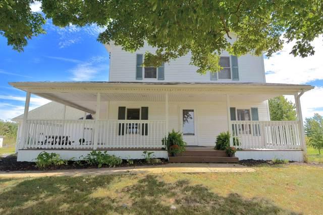 2616 Lytle Road, Centerburg, OH 43011 (MLS #219035259) :: Brenner Property Group   Keller Williams Capital Partners