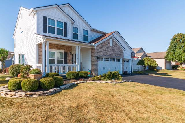 100 Mannaseh Drive E, Granville, OH 43023 (MLS #219035522) :: RE/MAX ONE