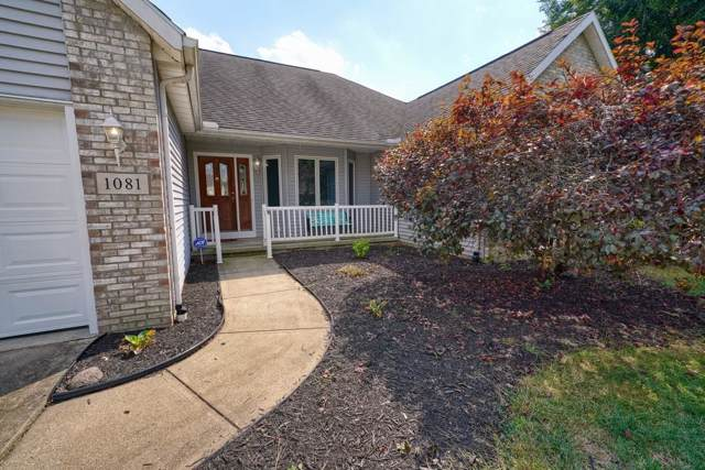1081 Ridge Drive, Circleville, OH 43113 (MLS #219035790) :: Berkshire Hathaway HomeServices Crager Tobin Real Estate