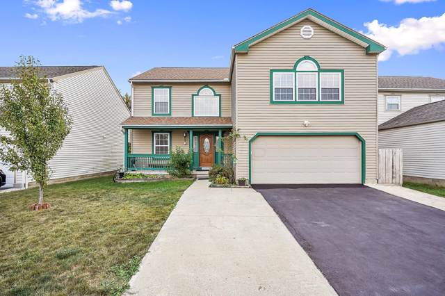 910 Meadow Downs Trail, Galloway, OH 43119 (MLS #219035852) :: Brenner Property Group | Keller Williams Capital Partners