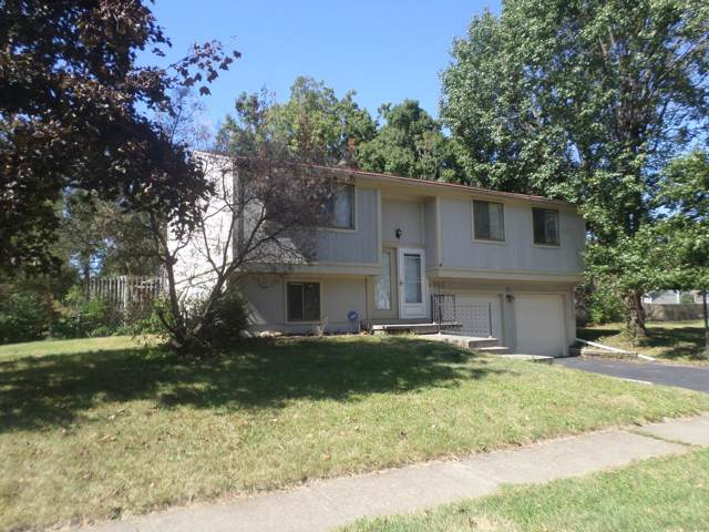 853 Ridenour Road, Gahanna, OH 43230 (MLS #219035903) :: RE/MAX Metro Plus
