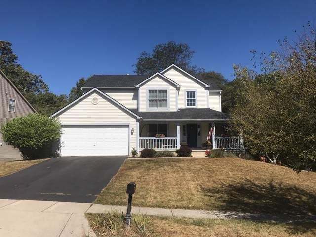 336 Highbanks Valley Drive, Newark, OH 43055 (MLS #219036759) :: Berkshire Hathaway HomeServices Crager Tobin Real Estate