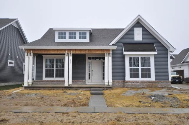 309 White Pine Way N Lot 5, Galena, OH 43021 (MLS #219036958) :: Signature Real Estate