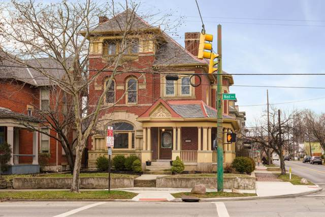 1100 Neil Avenue, Columbus, OH 43201 (MLS #219036979) :: The Clark Group @ ERA Real Solutions Realty