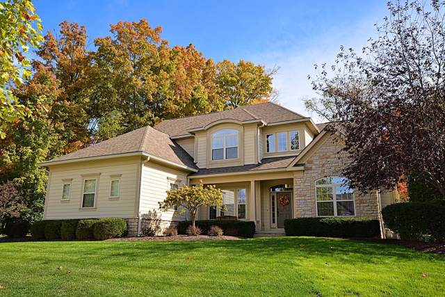 4309 Yellow Wood Drive, Dublin, OH 43016 (MLS #219037231) :: Huston Home Team