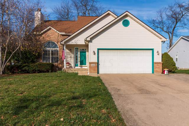 245 Portage Court, Canal Winchester, OH 43110 (MLS #219037989) :: Keller Williams Excel