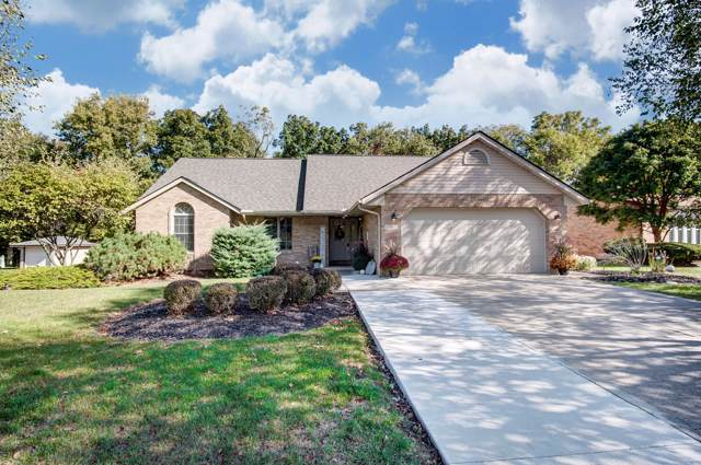 16 Cliffview Drive, Mount Sterling, OH 43143 (MLS #219038234) :: Berkshire Hathaway HomeServices Crager Tobin Real Estate