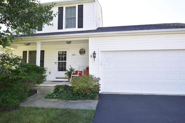 4660 Dungannon Drive, Grove City, OH 43123 (MLS #219038247) :: Keller Williams Excel