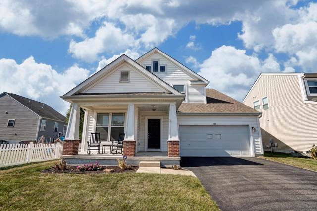 637 Riddler Ridge Drive, Blacklick, OH 43004 (MLS #219038756) :: Keller Williams Excel