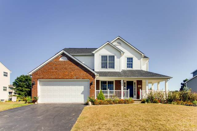 12812 Pacer Drive, Pickerington, OH 43147 (MLS #219038761) :: Signature Real Estate
