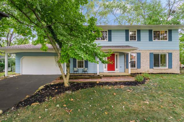 6832 Merwood Street, Columbus, OH 43235 (MLS #219039277) :: Susanne Casey & Associates