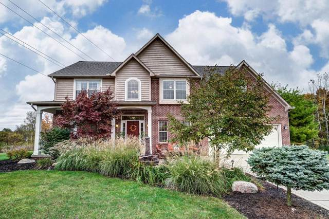 3843 Kelsey Court, Lewis Center, OH 43035 (MLS #219039570) :: Berkshire Hathaway HomeServices Crager Tobin Real Estate