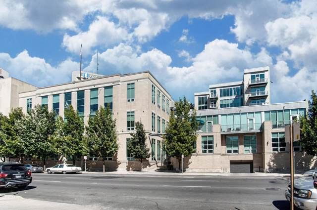 60 E Spring Street #405, Columbus, OH 43215 (MLS #219039866) :: RE/MAX ONE