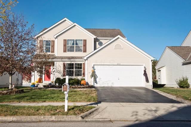 202 Brenden Loop, Delaware, OH 43015 (MLS #219040093) :: Huston Home Team