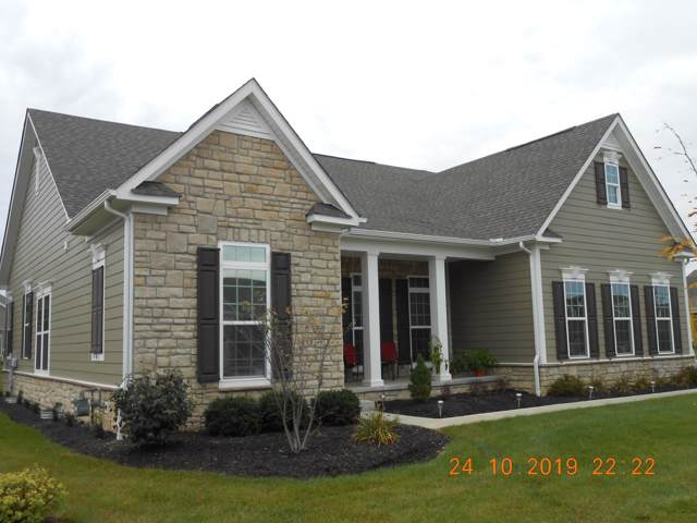 6959 Wind Rose Way 19-695, Dublin, OH 43016 (MLS #219040570) :: BuySellOhio.com