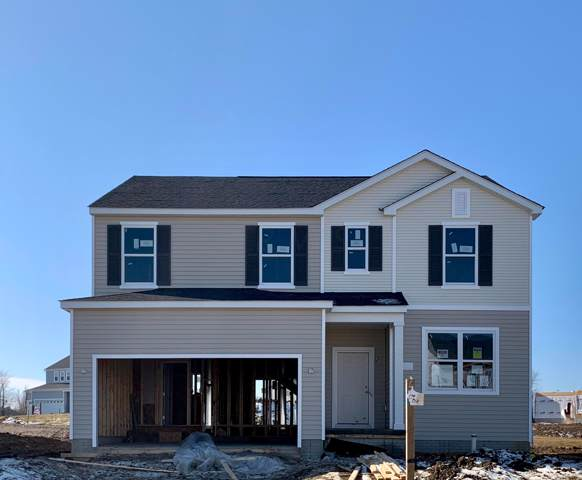414 Fox Drive, Johnstown, OH 43031 (MLS #219040740) :: Signature Real Estate