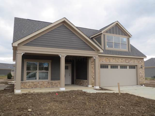 10761 Dunraven Lane, Dublin, OH 43017 (MLS #219040899) :: RE/MAX ONE