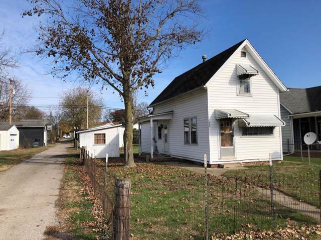 222 Town Street, Circleville, OH 43113 (MLS #219041112) :: The Clark Group @ ERA Real Solutions Realty