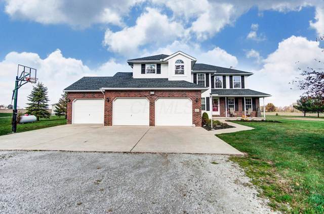 8850 Gerich Lilly Road, West Jefferson, OH 43162 (MLS #219041344) :: Berkshire Hathaway HomeServices Crager Tobin Real Estate