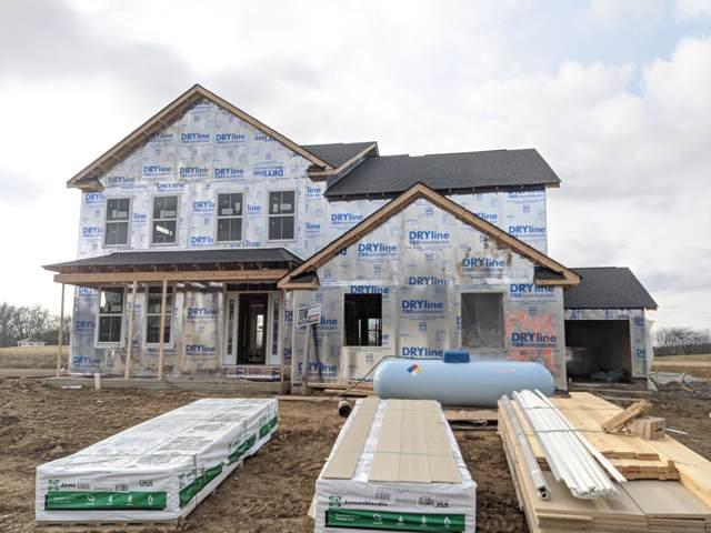 1529 Big Bluestem Way, Sunbury, OH 43074 (MLS #219041644) :: Sam Miller Team