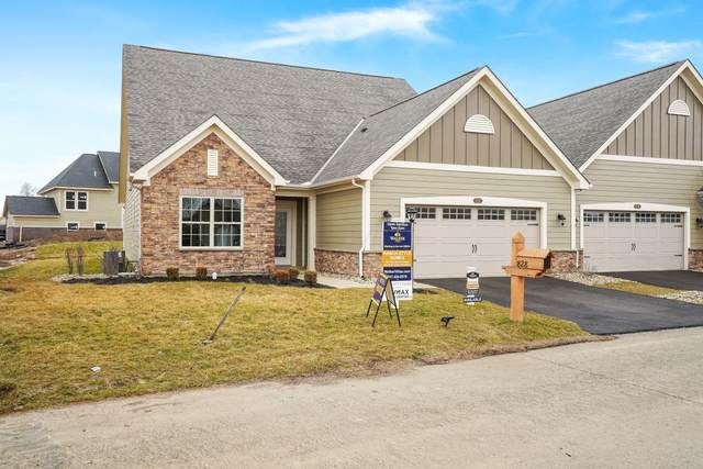 828 Summerlin Lane, Marysville, OH 43040 (MLS #219041728) :: CARLETON REALTY