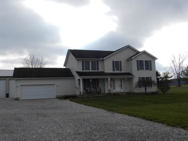 2244 State Route 229, Ashley, OH 43003 (MLS #219041967) :: Shannon Grimm & Partners Team