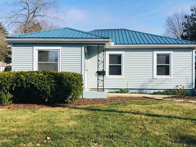 315 Maple Street, Plain City, OH 43064 (MLS #219042104) :: Berkshire Hathaway HomeServices Crager Tobin Real Estate