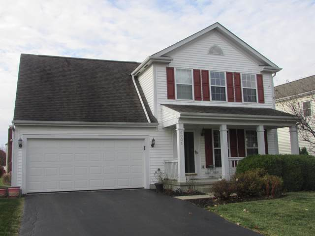 6005 Blaverly Drive, New Albany, OH 43054 (MLS #219042145) :: The Raines Group