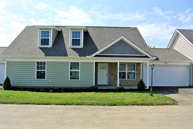 614 Cumberland Meadows Circle, Hebron, OH 43025 (MLS #219042571) :: The Willcut Group
