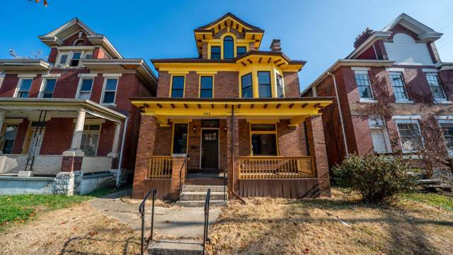482 S Ohio Avenue, Columbus, OH 43205 (MLS #219042943) :: The Jeff and Neal Team | Nth Degree Realty