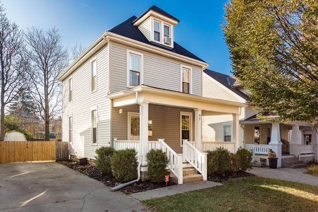 47 W Lakeview Avenue, Columbus, OH 43202 (MLS #219043322) :: RE/MAX ONE