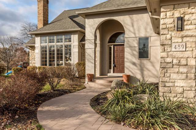489 Blue Heron Court, Westerville, OH 43082 (MLS #219043680) :: RE/MAX ONE