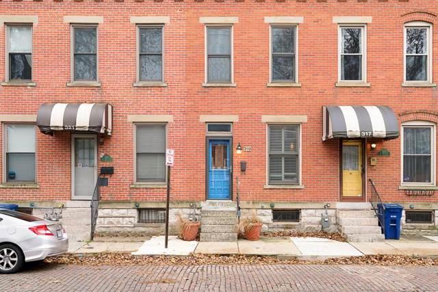 319 E Kossuth Street, Columbus, OH 43206 (MLS #219044179) :: Susanne Casey & Associates