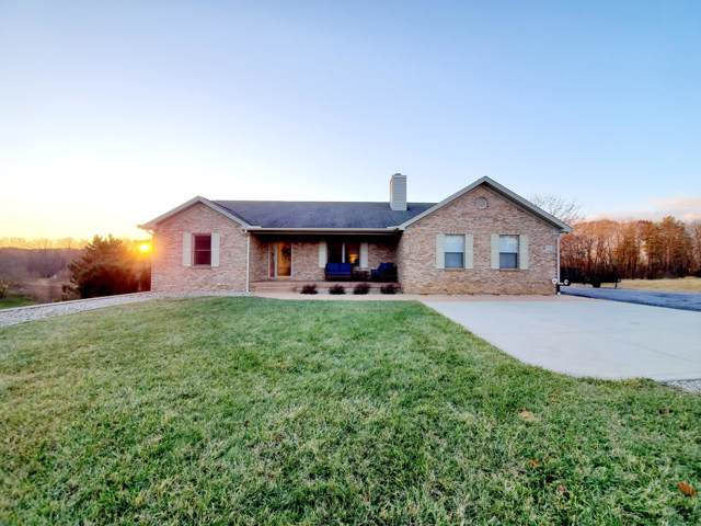 2283 Stonewall Cemetery Road SW, Lancaster, OH 43130 (MLS #219044453) :: The Raines Group