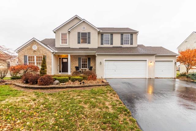 6252 Tallowtree Drive, Hilliard, OH 43026 (MLS #219044804) :: BuySellOhio.com