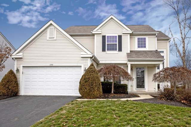 1795 Westwood Drive, Lewis Center, OH 43035 (MLS #219045040) :: Shannon Grimm & Partners Team