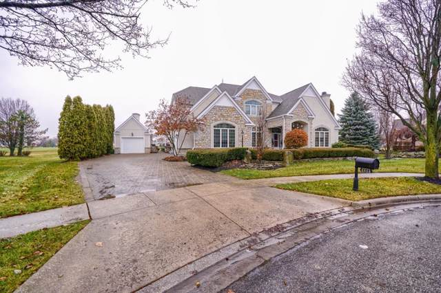 6658 Traquair Place, Dublin, OH 43016 (MLS #219045161) :: ERA Real Solutions Realty