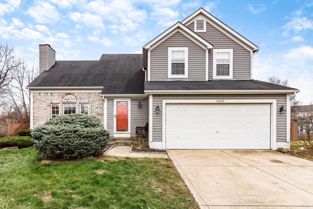 1400 Newell Court, Columbus, OH 43228 (MLS #219045232) :: ERA Real Solutions Realty