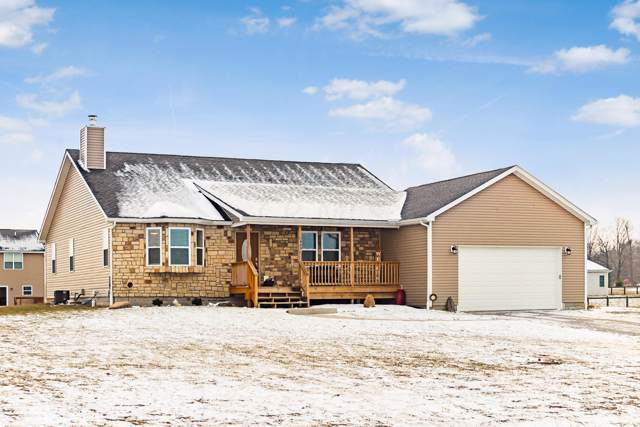 469 Treesong Road, Marengo, OH 43334 (MLS #219045582) :: Sam Miller Team