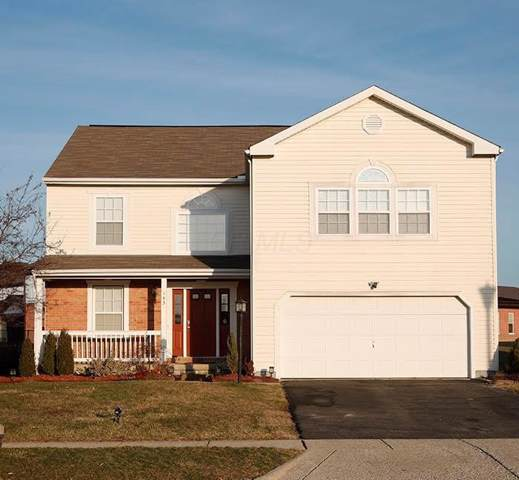 143 Parkdale Drive, Johnstown, OH 43031 (MLS #219045887) :: The Clark Group @ ERA Real Solutions Realty