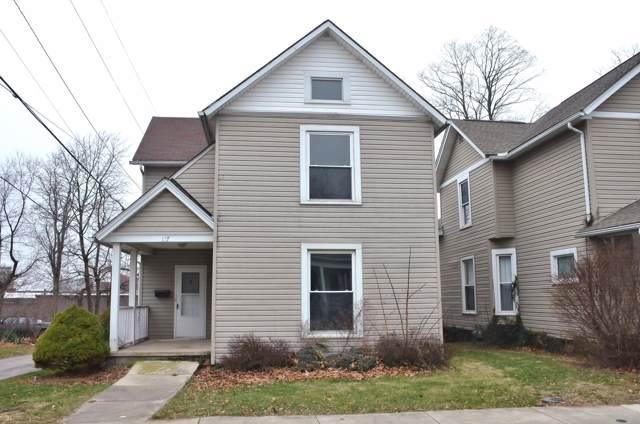 117 N Park Street, Bellefontaine, OH 43311 (MLS #220000457) :: CARLETON REALTY