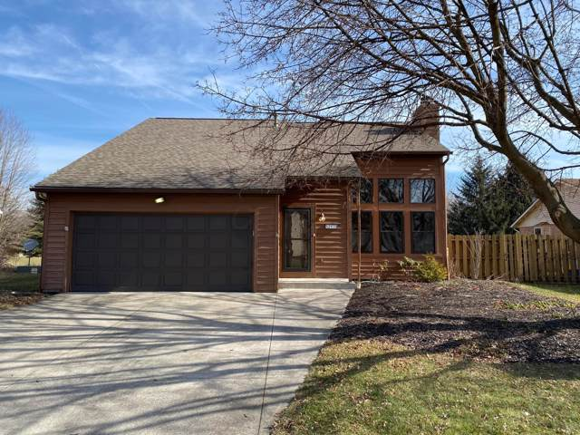 291 Sumption Drive, Gahanna, OH 43230 (MLS #220001083) :: The Raines Group