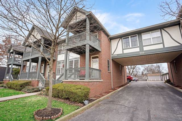 789 Northwest Boulevard #7, Grandview Heights, OH 43212 (MLS #220001085) :: Susanne Casey & Associates