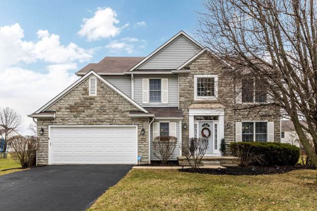 4424 Marilyn Drive, Lewis Center, OH 43035 (MLS #220001243) :: ERA Real Solutions Realty