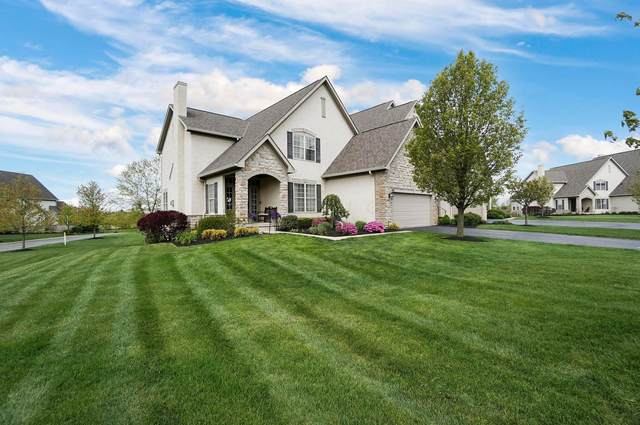 6710 Knoll View Court, Powell, OH 43065 (MLS #220001278) :: Sam Miller Team